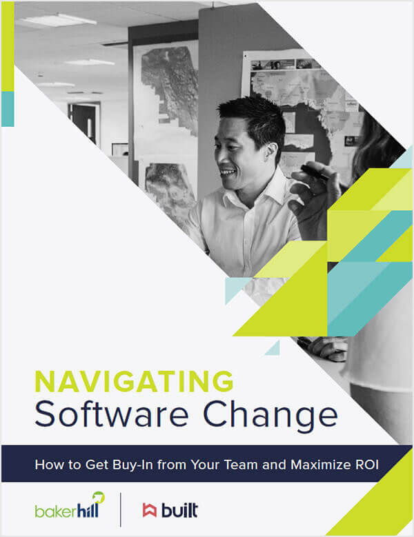 Navigating Software Change guide cover